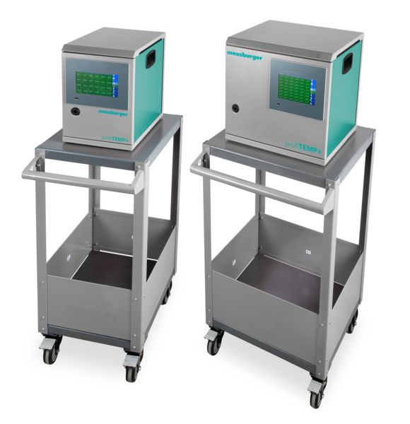 profiTEMP+ device cart